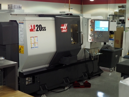 Haas ST20ss