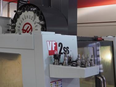 Haas VF2ss